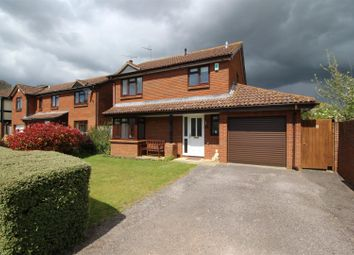 Thumbnail 3 bed detached house for sale in Anglesey Mead, Pewsham, Chippenham