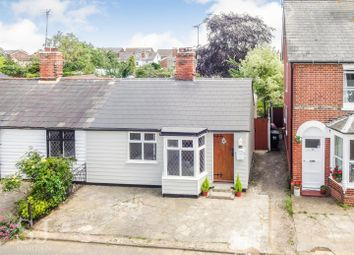 Thumbnail 2 bed semi-detached bungalow for sale in Lilian Road, Burnham-On-Crouch