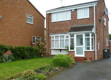 Thumbnail 3 bed detached house to rent in Goodison Gardens, Erdington, Birmingham