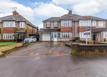 3 bed semi-detached house for sale in Hampermill Lane, Oxhey Hall, Watford WD19