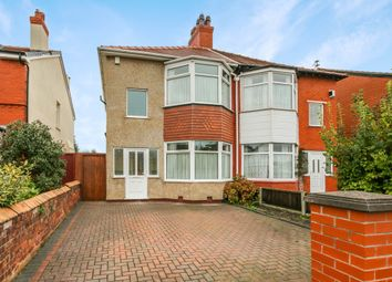 Thumbnail 3 bed semi-detached house for sale in Cardigan Road, Birkdale, Southport