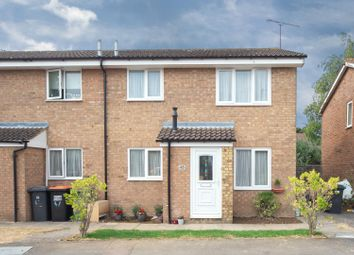 Thumbnail 1 bed terraced house for sale in Milton Way, Houghton Regis, Dunstable