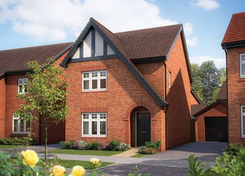 """Thumbnail 3 bed detached house for sale in """"The Cypress"""" at Warwick Road, Kenilworth"""