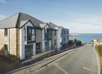 Thumbnail 1 bed flat for sale in Porthrepta Road, Carbis Bay, St. Ives