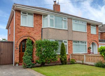 Thumbnail 3 bed semi-detached house for sale in Redcar Drive, Wirral, Merseyside