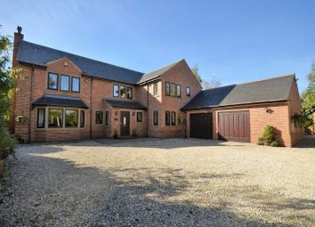 Thumbnail 5 bed detached house for sale in Lorama Lodge, Bretton Lane, Wakefield