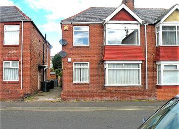 Thumbnail 2 bedroom flat to rent in Elton Street West, Wallsend