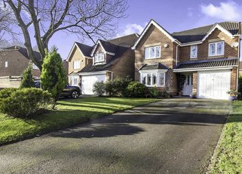Thumbnail 4 bedroom detached house for sale in Blackcarr Road, Baguley, Wythenshawe, Manchester