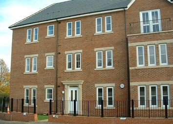 Thumbnail 1 bed flat to rent in Summerlin Drive, Parklands, Woburn Sands