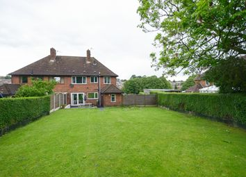 Thumbnail 4 bed semi-detached house for sale in Coniston Road, Newbold, Chesterfield