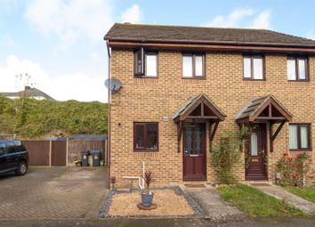 Thumbnail 2 bed semi-detached house for sale in The Abbots, Dover