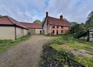 Thumbnail 4 bed property for sale in Rectory Road, Tivetshall St. Mary, Norwich