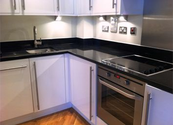 Thumbnail 1 bed flat to rent in Island Apartments, 29 Basire Street, London