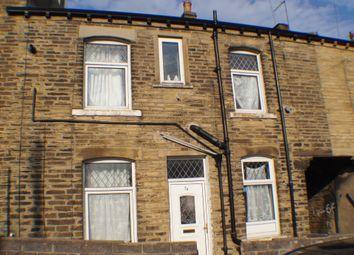Thumbnail 2 bed terraced house for sale in St Leonard Road, Bradford