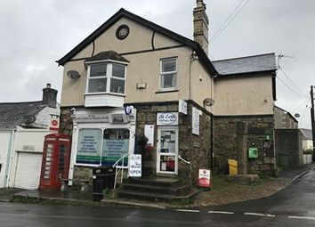 Thumbnail Commercial property for sale in St Erth Post Office, School Lane, St Erth, Hayle, Cornwall