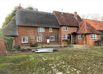 Thumbnail 3 bed detached house for sale in Old Grooms Cottage, Green End Road, Kempston Rural