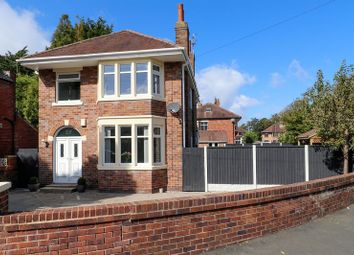 Thumbnail 4 bed detached house for sale in Burwood Drive, Blackpool