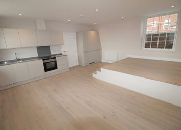 Thumbnail 2 bed flat to rent in Wigmores South, Welwyn Garden City