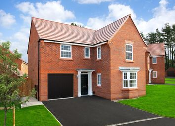 "Thumbnail 4 bedroom detached house for sale in ""Drummond"" at Stanneylands Road, Wilmslow"