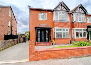 Thumbnail 5 bed semi-detached house for sale in Biddulph Avenue, Offerton, Stockport
