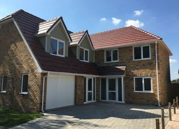 Thumbnail 5 bedroom detached house for sale in Spire View, Jobs Lane, March