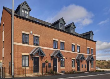 """Thumbnail 3 bedroom end terrace house for sale in """"Norbury"""" at Farriers Green, Lawley Bank, Telford"""