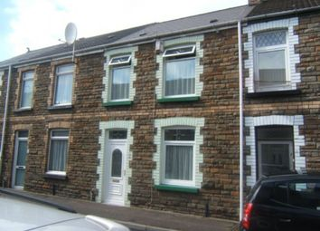 Thumbnail 3 bed terraced house to rent in Wilmot Street, Neath