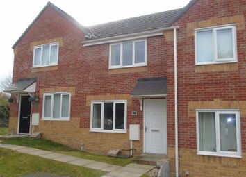 Thumbnail 2 bed terraced house for sale in Croft House Way, Bolsover, Chesterfield