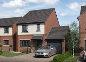 Thumbnail 3 bed detached house for sale in Off Durham Road, Thorpe Thewles