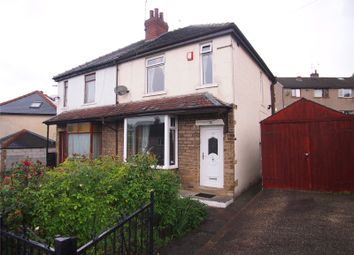 Thumbnail 3 bed semi-detached house for sale in Bolton Lane, Bradford, West Yorkshire