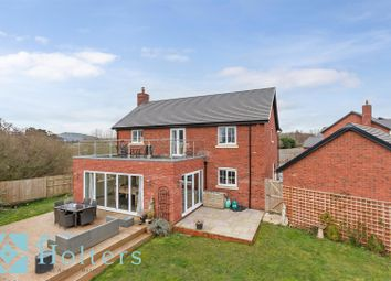 Falkland Road, Dorrington, Shrewsbury SY5. 4 bed detached house for sale