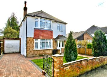 Ivy House Road, Ickenham UB10. 3 bed detached house