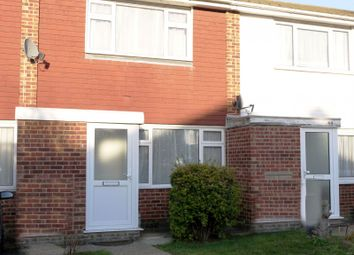 Thumbnail 2 bedroom terraced house to rent in Halstead Walk, Allington, Maidstone