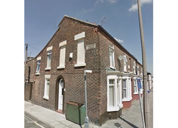 Thumbnail 2 bed end terrace house for sale in Goldie Street, Liverpool
