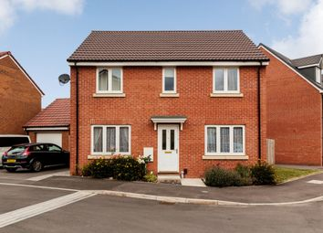 Thumbnail 4 bed detached house for sale in Butts Crescent, Trowbridge, Wiltshire