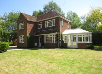 Thumbnail 3 bed detached house to rent in School Lane, Bicker, Boston