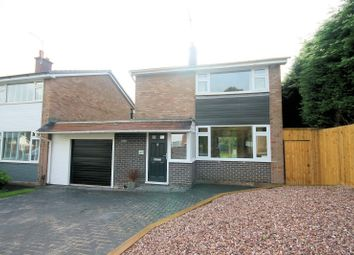 Thumbnail 3 bed property for sale in Beechwood, Knutsford