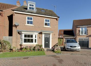 Thumbnail 4 bed detached house for sale in Pickering Grange, Brough