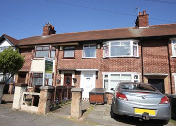 Thumbnail 3 bed terraced house for sale in Asterfield Avenue, Bebington, Wirral