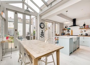 Thumbnail 4 bed end terrace house for sale in Byfeld Gardens, Barnes, London