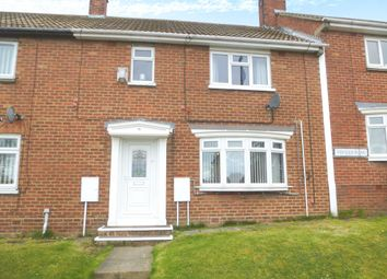 Thumbnail 3 bedroom terraced house for sale in Neville Road, Peterlee