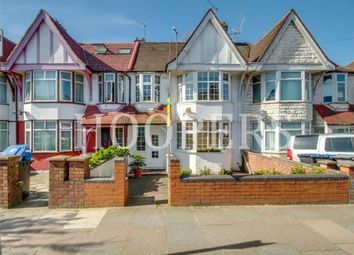3 bed terraced house for sale in Ballogie Avenue, London NW10