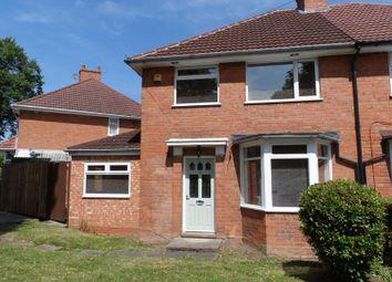 Thumbnail 3 bed semi-detached house to rent in 24 Brentford Road, Kings Heath, Birmingham