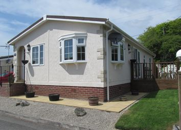 Thumbnail 2 bed mobile/park home for sale in Pedna Carne Park (Ref 5904), Higher Fraddon, St Columb, Cornwall