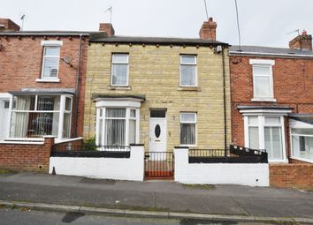 3 bed terraced house for sale in Sylvia Terrace, Shield Row, Stanley DH9