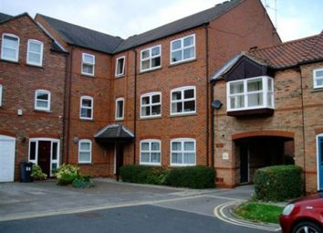 Thumbnail 3 bedroom flat to rent in Hansom Place, Wigginton Road, York