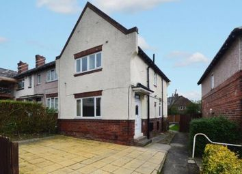 Thumbnail 3 bed end terrace house for sale in Crowder Crescent, Sheffield, South Yorkshire