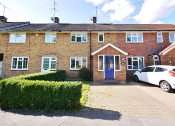 Thumbnail 2 bed terraced house for sale in Hornbeam Close, Brentwood, Essex