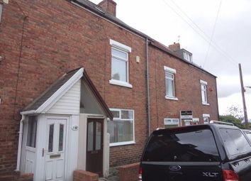 Thumbnail 3 bed terraced house to rent in Neale Street, Ferryhill