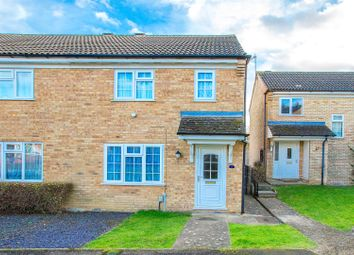 Thumbnail 3 bed end terrace house for sale in Brambleside Court, Kettering